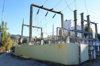 В Сочи после модернизации мощность подстанции «Пасечная» увеличится в несколько раз
